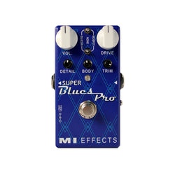 MI Effects Super Blues Pro Overdrive