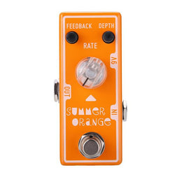Tone City Summer Orange Phaser