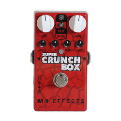 MI Effects Super Crunch Box Distortion V2