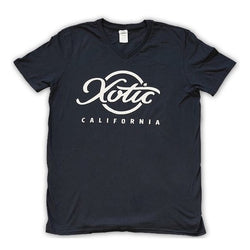 Xotic V-Neck T-shirt (Black)