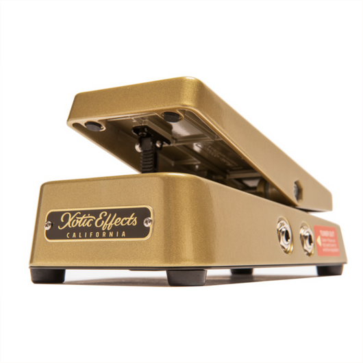 Xotic Volume Pedal XVP-250K - High Impedance 250K