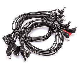 Voodoo Lab Pedal Power 2+/4x4 Replacement Cable Pack