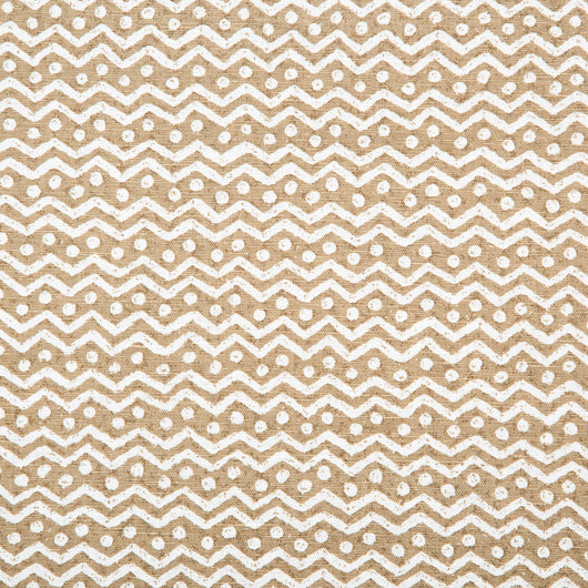 Sibyl Colefax & John Fowler - 'Zig-Zag' printed fabric. £90.75 + VAT per metre. For more information contact antiques@sibylcolefax.com
