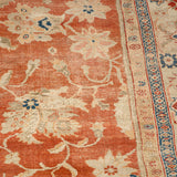 A Ziegler and Co. carpet, handwoven in North West Persia for the European and American markets, circa 1880-1890.