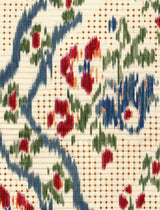 Sibyl Colefax & John Fowler – 'Ikat'. For more information contact – antiques@sibylcolefax.com