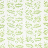 Sibyl Colefax & John Fowler - 'Leaf Stripe' printed fabric. £94.50 + VAT per metre. For more information contact antiques@sibylcolefax.com