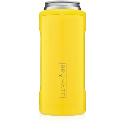 BruMate Hopsulator Slim Can Cooler (Pineapple)