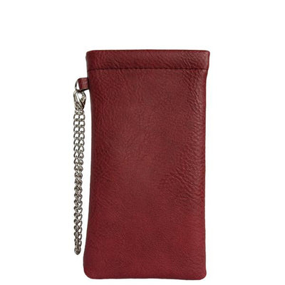 1 Sunglasses Pouch (Red)