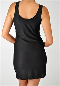 Soft and Smooth Full Slip (Black)