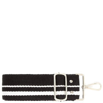 1 Guitar Handbag Strap (Black/White)