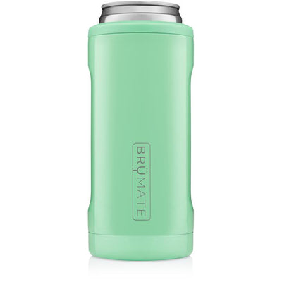 BruMate Hopsulator Slim Can Cooler (Seafoam)