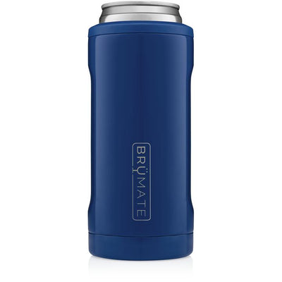 BruMate Hopsulator Slim Can Cooler (Royal Blue)