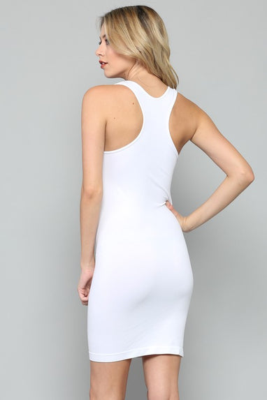 Long Cami-Racerback-(2 Colors)