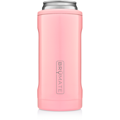BruMate Hopsulator Slim Can Cooler (Blush)