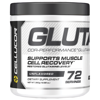 CELLUCOR Glutamine - 72 Servings
