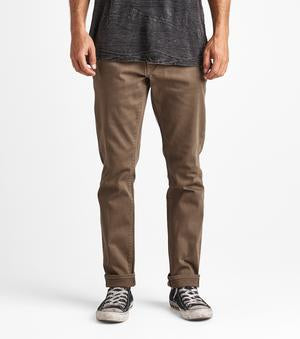 ROARK Hwy 133 5-Pocket Slim Fit Jean (Mocha)