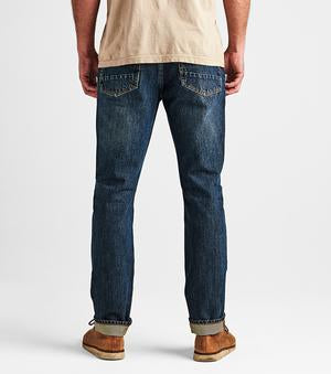 ROARK Hwy 133 Slim Fit Denim (Vintage Indigo)