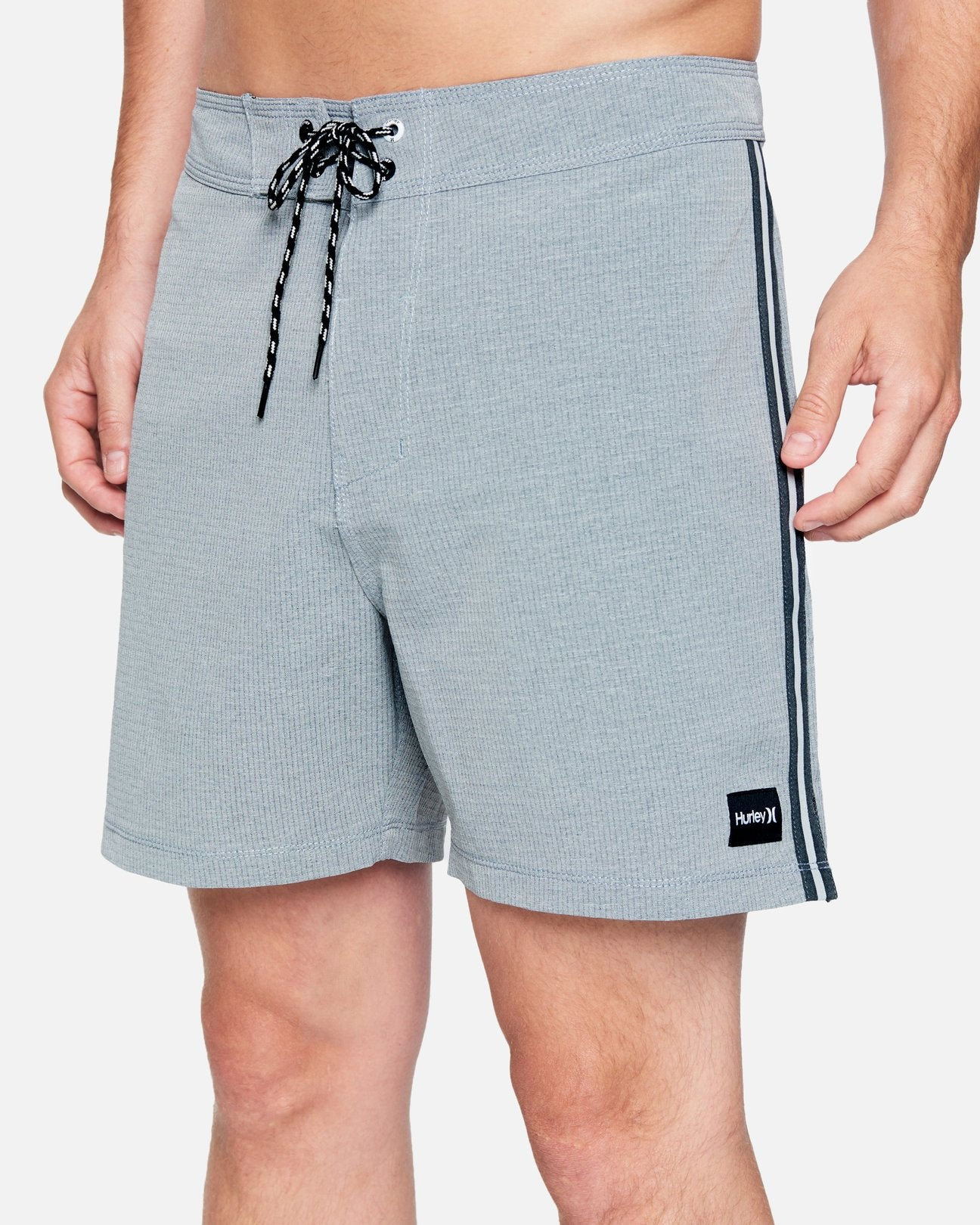 "HURLEY Phantom Sessions Ripstop 16"" Board Short (Black)"