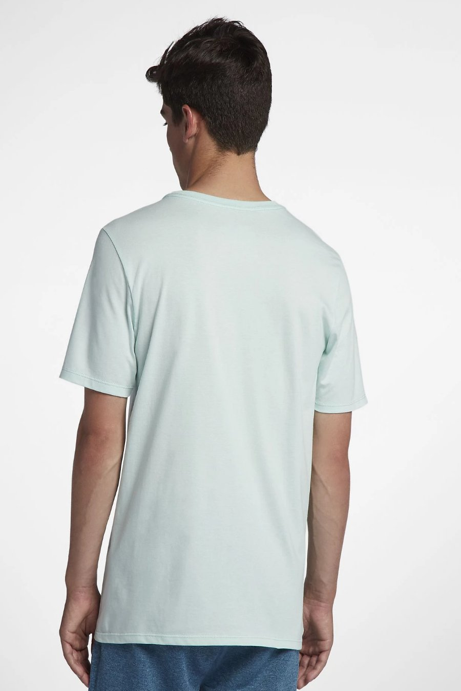 Hurley Premium One & Only Small Box Tee (Igloo)