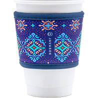 JavaSok Hot Beverage Sleeve (Diamond Back)