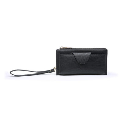 Kyla RFID Wallet (Black)