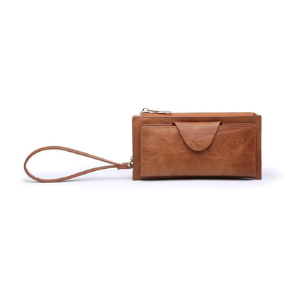Kyla RFID Wallet (Brown)