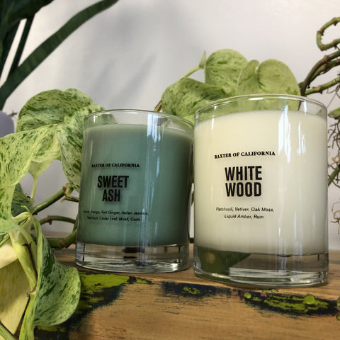Baxter of California Candles