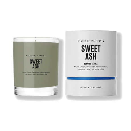 Baxter of California Sweet Ash Candle - 6oz