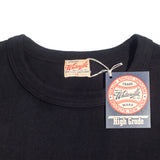 Whitesville Heavyweight Pocket T-Shirt Black