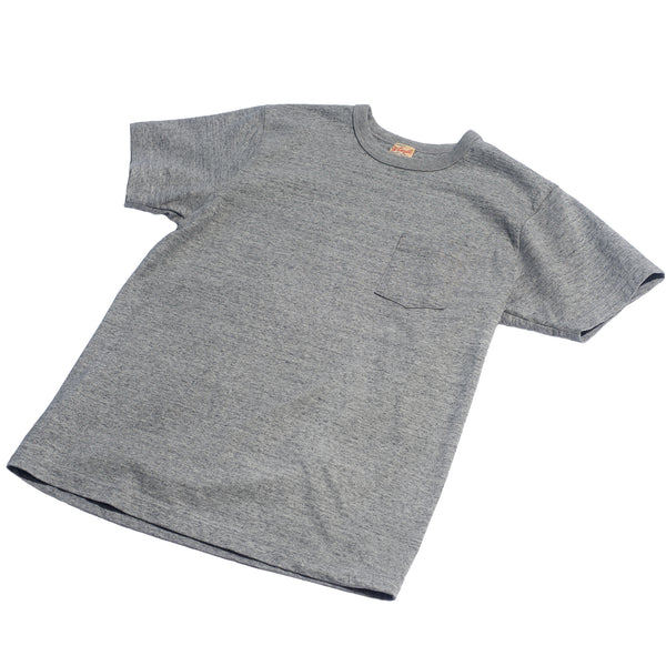 Whitesville Heavyweight Pocket T-Shirt Heather Gray