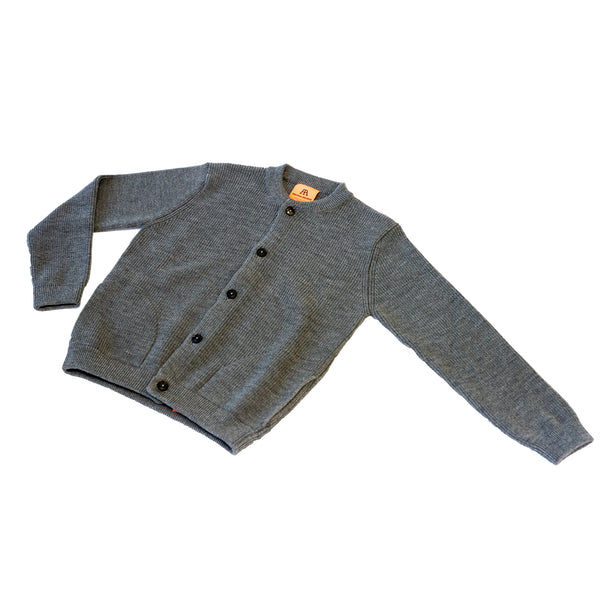 Andersen-Andersen Skipper Jacket Grey