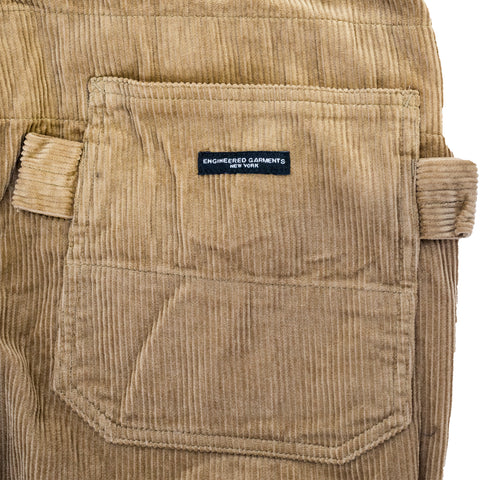Engineered Garments Painter Pant Khaki