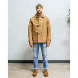 Buzz Rickson's Short Duffle Coat Camel