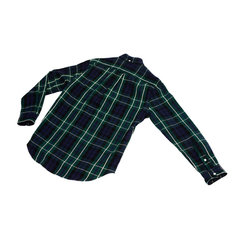 Gitman Vintage Triple Yarn Flannel Blackwatch