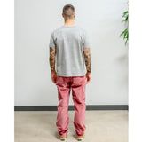 Freemans Sporting Club Painter Pants Pink Corduroy