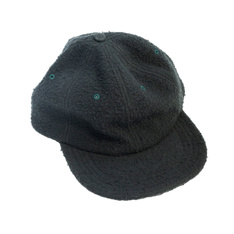 Freemans Sporting Club Wool 6 Panel Dark Green