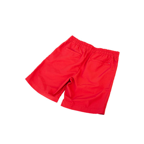 Freemans Sporting Club Emmett Short Red Nylon