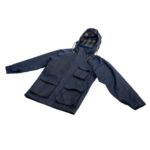 Freemans Sporting Club Isle of Man Parka Navy