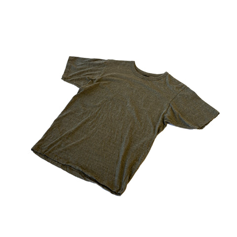 National Athletic Goods Athletic Tee Lightweight Mock Twist Jersey Sage