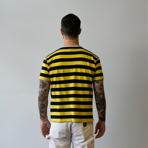 Knickerbocker Mojave Tee Yellow/Blue