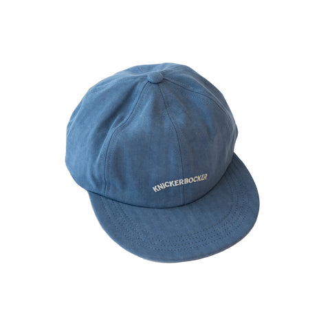 Knickerbocker Core Logo Pigment Ball Cap French Blue