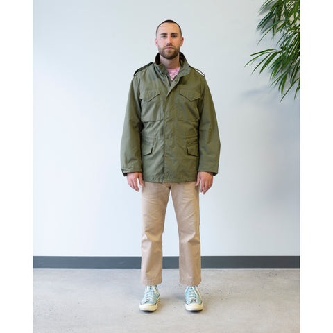 Buzz Rickson's M-65 Field Jacket Olive Drab