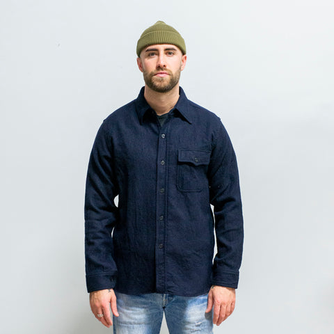 Buzz Rickson's CPO Shirt Navy