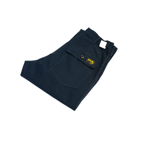 Stan Ray Fatigue Pants Taper Navy Ripstop