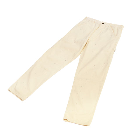 Stan Ray OG Painter Pant Natural Drill Oil Effect