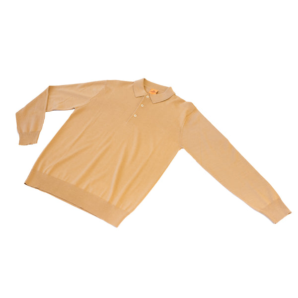 Andersen-Andersen Light Polo Camel