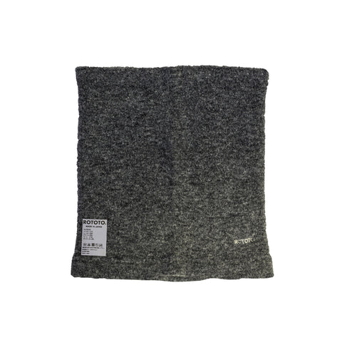 RoToTo MOF Neck Warmer Gray