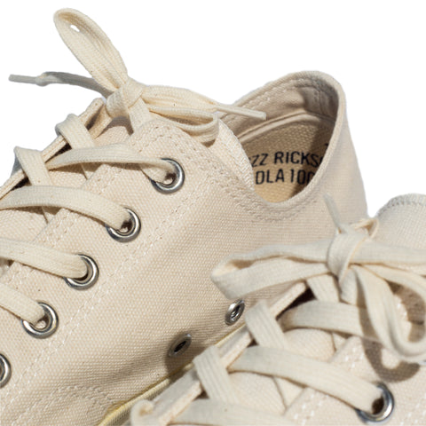 Buzz Rickson's Mil-Spec Basketball Shoes Off White
