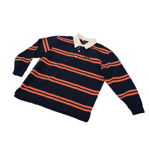 Stan Ray Football Shirt Navy Red Stripe