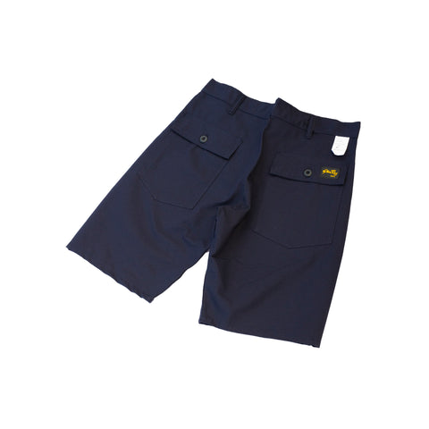 Stan Ray Fatigue Short Navy Ripstop
